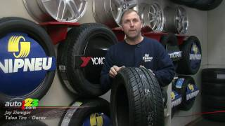 How To Read Tire Sizes and Specifications?