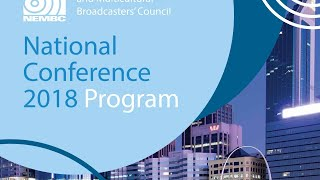 NEMBC Conference 2018 - Plenary Conclusion And Presentation Of Sessions