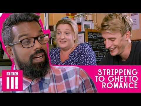 Stripping To Ghetto Romance   Romesh Talks To Daisy And Charlie From This Country