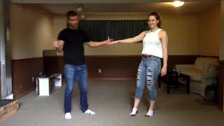 Learn How To Club Country Dance Part 4 - Advanced Moves
