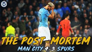 THE POST-MORTEM - WHAT NOW? | MAN CITY OUT OF THE CHAMPIONS LEAGUE