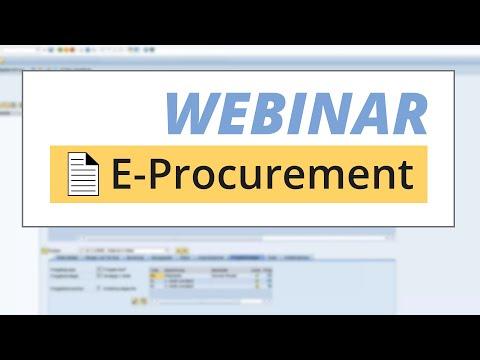 E-Procurement mit SAP