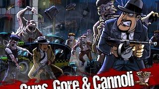 Guns Gore and Cannoli ! COMO ISSU VEIO PARAR AQUI ?