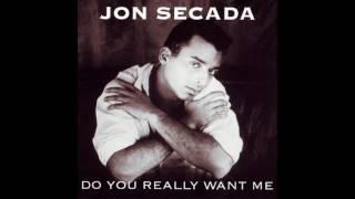 ♪ Jon Secada - Do You Really Want Me? | Singles #05/26