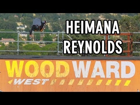 Heimana Reynolds - In Depth - Woodward West