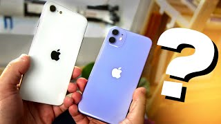 Apple iPhone SE (2020) vs Apple iPhone 11: Don't Make A Mistake