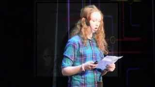 preview picture of video 'Choices: Carolina Minton-Frias at TEDxYouth@WAB'