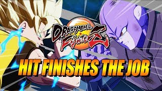 HIT FINISHES THE JOB: Dragon Ball FighterZ - Ranked Matches