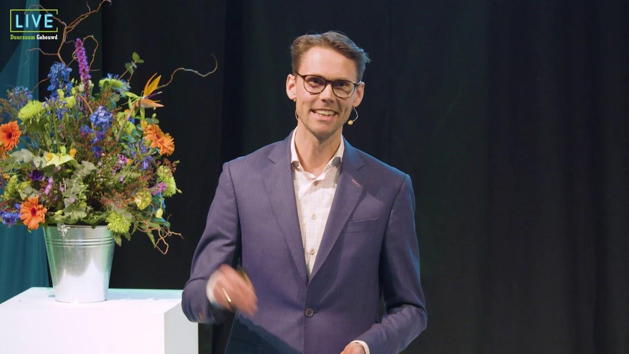 Video: Roel Woudstra op Duurzaam Gebouwd Congres 2020