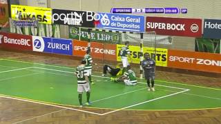 The unbelievable Sporting win over Leões de Porto Salvo