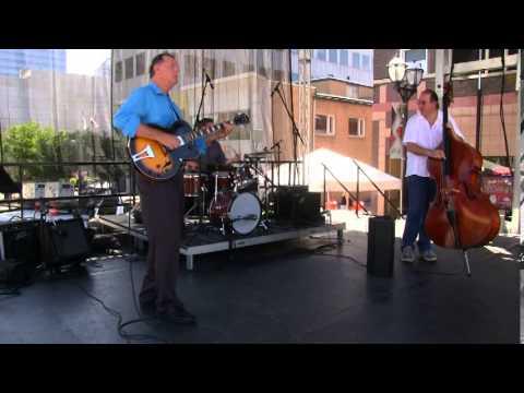 Rex Bauer Trio demo