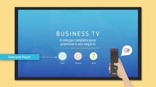 Como executar o agendamento através da internet na Business TV thumbnail
