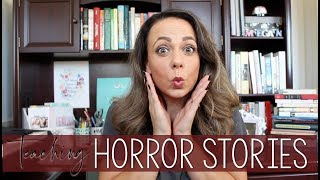 HOW TO TEACH HORROR STORIES | MIDDLE SCHOOL ELA