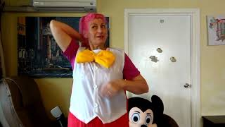 Mascot Transformation: Turning Myself Into Mickey Mouse