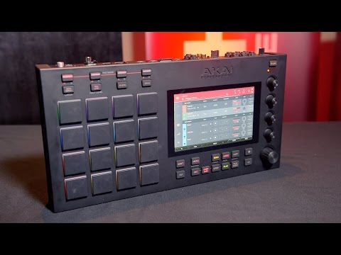 Akai Pro — MPC Live Overview & Demo