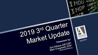 2019 Q3 Market Update