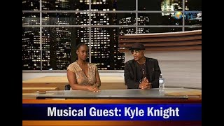 Introducing Conscious Rapper Kyle Knight - What's The 411 TV