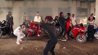 Musik-Video-Miniaturansicht zu Bad and Boujee Songtext von Migos