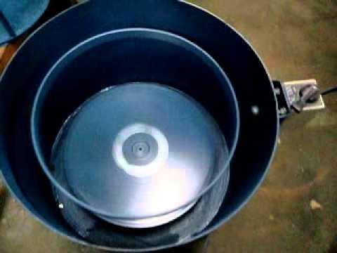 Secadora industrial Rotativa