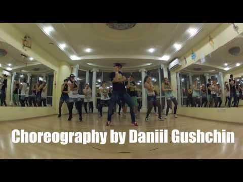 Daniil Gushchin dancehall choreography song: Alkaline - gyal bruk out