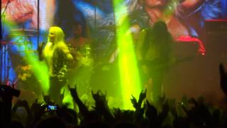 DORO - Bad Blood/MOSCOW 30.05.2015 (RED)