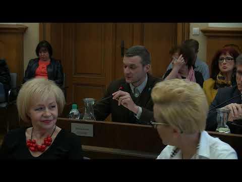 Dyskusja radnych na temat dokapitalizowania spółki Stomil Olsztyn SA