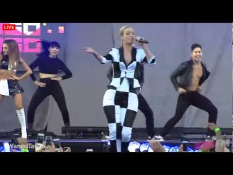 Ariana Grande Ft Iggy Azalea - Problem Live At Wango Tango Mp3