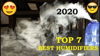 Top BEST humidifier in 2020  | BEST HUMIDIFIERS TO BUY 2020