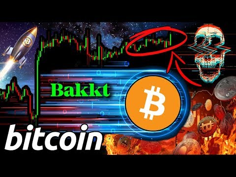 MASSIVE BITCOIN MOVE INCOMING!!! Will Bakkt SAVE US from the DEATH CROSS?! 💀