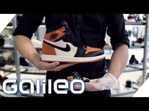 Skurriler Snack: Der Sushi-Sneaker   Galileo   ProSieben