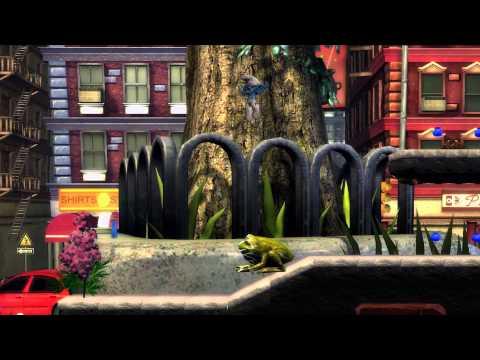 Видео № 0 из игры Smurfs 2 (Б/У) [PS3] (обложка на испанском яз.)
