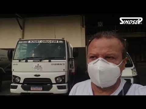João Batista Gomes relata reunião com a superintendência do Serviço Funerário