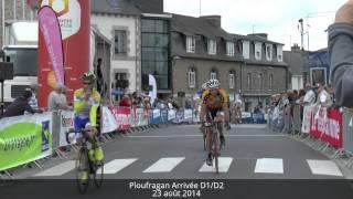 preview picture of video 'Ploufragan (Pass' Cyclisme D1/D2) : Victoire de Yoann Le Brazidec (VC Pontivy)'