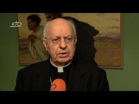 """Cardinal Baldisseri : """"Que les jeunes soient acteurs dans l'Eglise"""""""