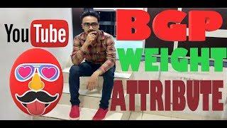 BGP WEIGHT ATTRIBUTE IN GNS3 in hindi/urdu || by NETWORKING PRACTICAL VIDEOS