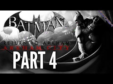 Batman Return to Arkham - Arkham City | CZ/SK | #4 | Penguin a jeho zubatá rybička |