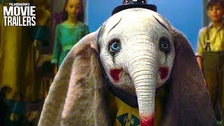 Go Behind The Scenes of DUMBO (Family 2019)   Disney Live-Action Movie
