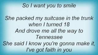Terri Clark - Smile Lyrics