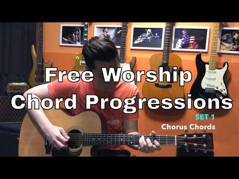 Guitar Emerge - Guitar Tutorial - Free Worship Chord Progressions