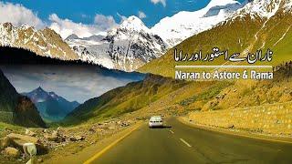Naran to Babusar Top, Astore & Rama Lake