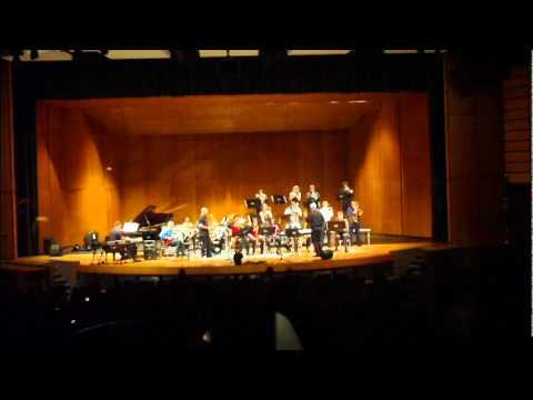 Bemidji State University Jazz Band featuring Jeff Coffin 4-15-2011
