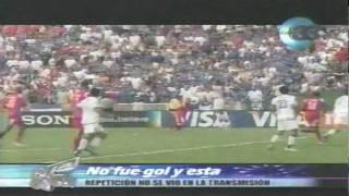 Preview Picture Of Video El Gol Fantasma El Salvador Vs Panama Copa Oro 2011