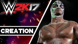 WWE 2K17 Creations: Rey Mysterio (Xbox One)