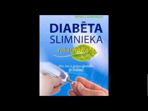 Kā saglabāt acis diabētu