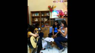 Just Give Me A Reason BCYB Cover Live Performance