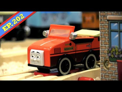 Cabless Companions | Thomas & Friends Wooden Railway Adventures | Episode 202