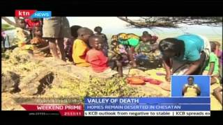 Weekend Express: Residents in Kerio valley now living in caves following rampant insecurity in the r