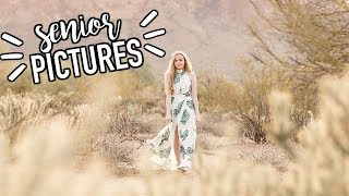Get Ready With Me | Senior Pictures
