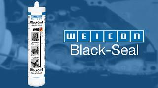 WEICON Black Seal