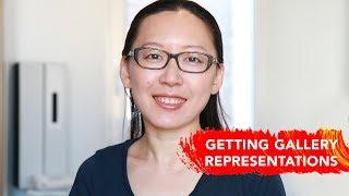GET GALLERY REPRESENTATIONS (Art Career Advise)